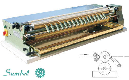 sumbel cold gluing machine