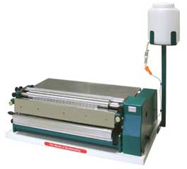 prazicoat gluing machine